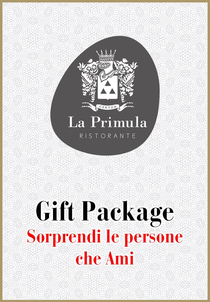 Menu Gift Package