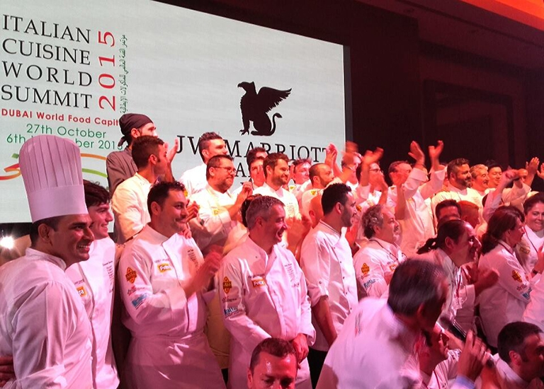 Immagine Dubai | La Primula all'Italian Cuisine World Summit