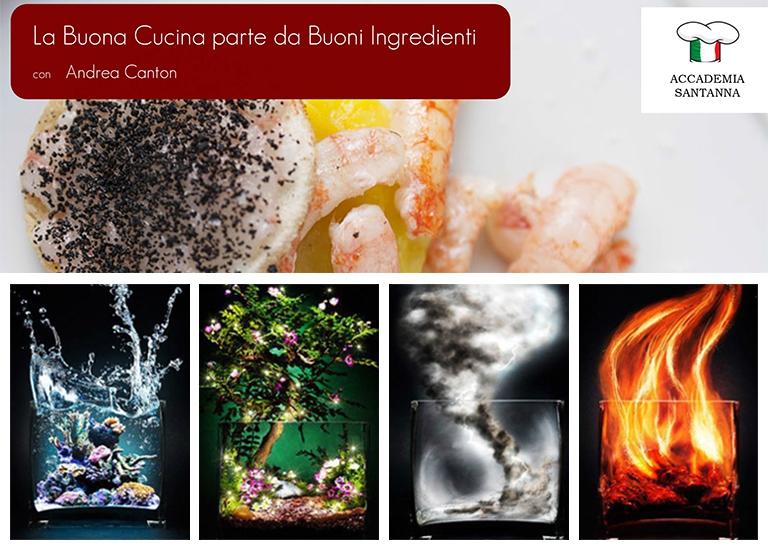 Immagine La Buona Cucina parte da buoni ingredienti