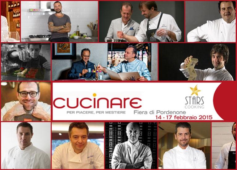 Immagine Andrea Canton a Cucinare 2015