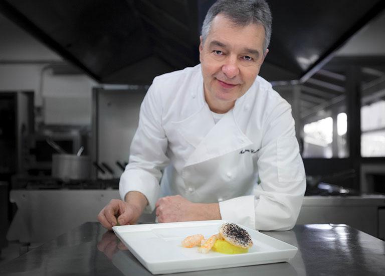 Immagine Il Ristorante premiato dalla prestigiosa guida Michelin