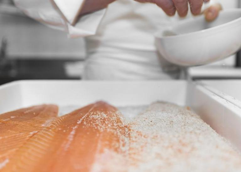 Immagine Il nostro Salmone affumicato: un regalo squisito per Natale