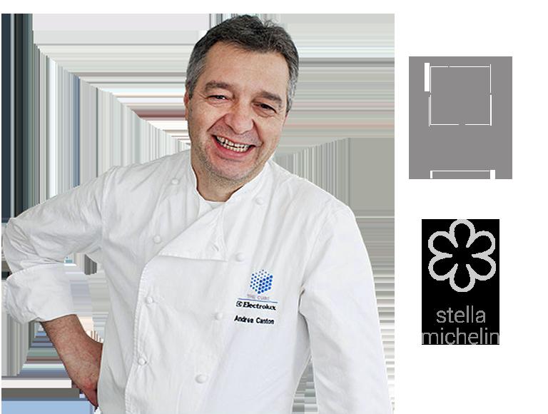 Chef Andrea Canton