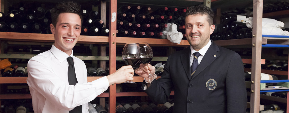 Associazione Sommelier Pier Dal Mas e Marco Canton
