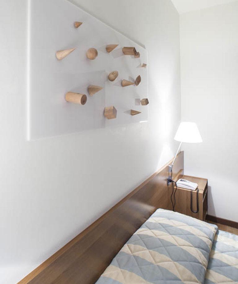 Camera Hotel La Primula
