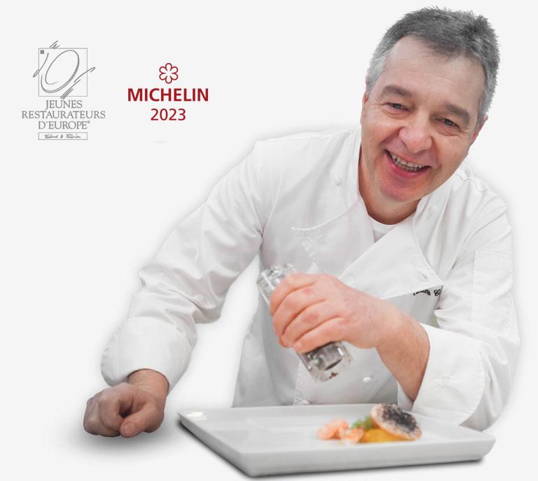 Andrea Canton Chef Stella Michelin