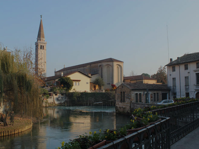 Livenza e Duomo di Sacile