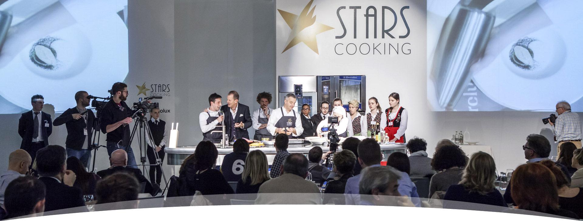 Andrea Canton a Cucinare 2015
