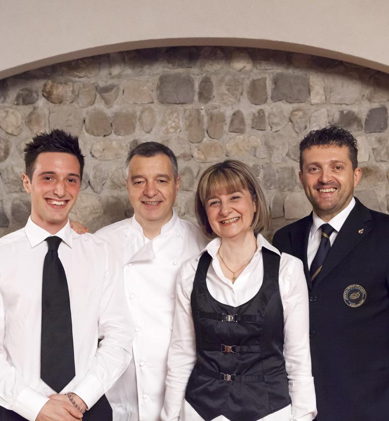 Famiglia Canton ristorante la Primula