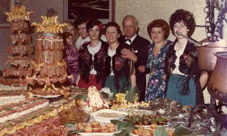 Staff Ristorante la Primula buffet