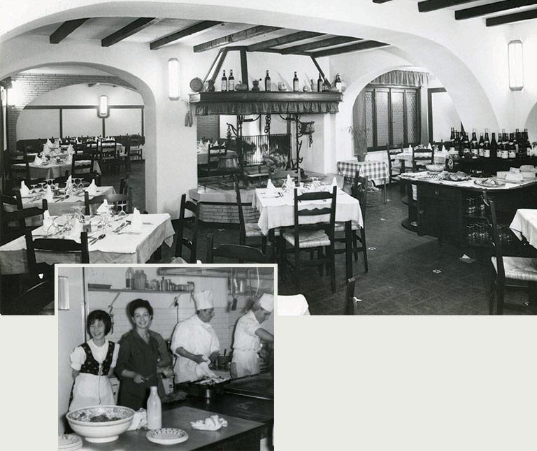 Famiglia Canton nel 1964