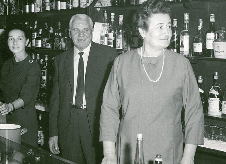 Famiglia Canton nel 1969